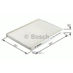 Фильтр, воздух во внутреннем пространстве (Bosch) 1987432327