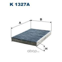 Фильтр салонный Filtron (Filtron) K1327A