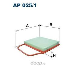 Фильтр воздушный Filtron (Filtron) AP0251