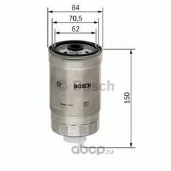 Топливный фильтр (Bosch) 1457434460