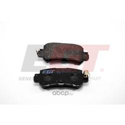 Колодки тормозные дисковые задние (EGT) 322159EGT