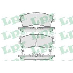 Комплект тормозных колодок, дисковый тормоз (Lpr) 05P809