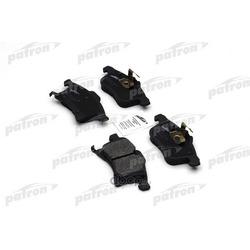 Колодки тормозные дисковые передние (PATRON) PBP1640