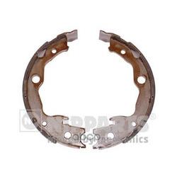 Комплект тормозных колодок, стояночная тормозная система (Nipparts) N3501057
