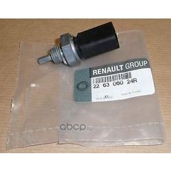 Датчик температуры охлаждающей жидкости (RENAULT) 226306024R