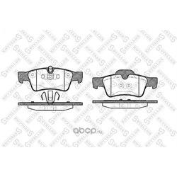 Комплект тормозных колодок (Stellox) 002017SX