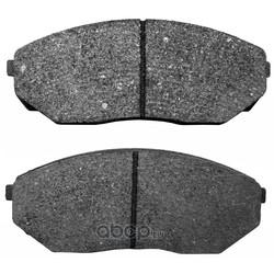 Колодки тормозные передние (Dextrim) KR0410024