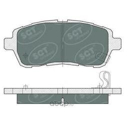Колодки торм.FR (SCT) SP384