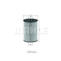 Масляный фильтр (Mahle/Knecht) OX3537D