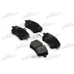 Колодки тормозные дисковые передние (PATRON) PBP1428