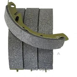 Комплект тормозных колодок (ASAM-SA) 53041