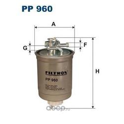 Фильтр топливный Filtron (Filtron) PP960