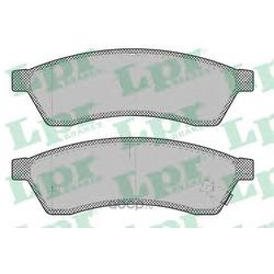 Комплект тормозных колодок, дисковый тормоз (Lpr) 05P1320
