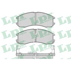 Комплект тормозных колодок, дисковый тормоз (Lpr) 05P036