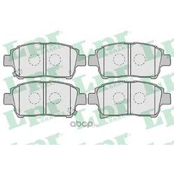 Комплект тормозных колодок, дисковый тормоз (Lpr) 05P1003