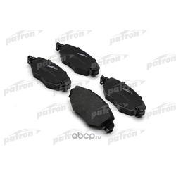 Колодки тормозные дисковые передн FORD: MONDEO III 00-, MONDEO III седан 00-, MONDEO III универсал 00-, JAGUAR: X-TYPE 01-, X-TYPE Estate 04- (PATRON) PBP1425