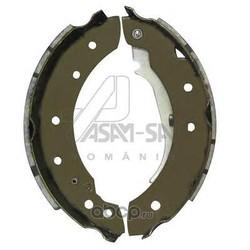 Комплект тормозных колодок (ASAM-SA) 30196