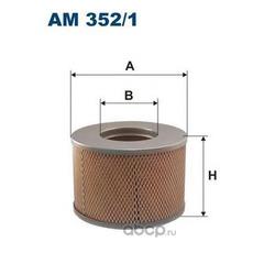Фильтр воздушный Filtron (Filtron) AM3521