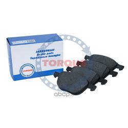 Тормозные колодки (TORQUE) JPT106