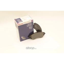 Комплект тормозных колодок, дисковый тормоз (Klaxcar) 24831Z