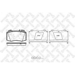 Комплект тормозных колодок (Stellox) 780000BSX