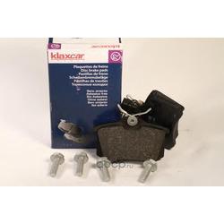 Комплект тормозных колодок, дисковый тормоз (Klaxcar) 24863Z