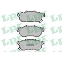 Комплект тормозных колодок, дисковый тормоз (Lpr) 05P1425