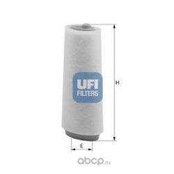 Воздушный фильтр (UFI) 2735300