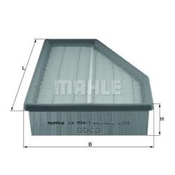 Воздушный фильтр (Mahle/Knecht) LX9341