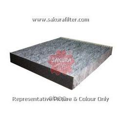 Фильтр салона угольный (Sakura) CAC16150