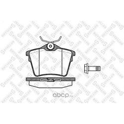 Комплект тормозных колодок (Stellox) 1114000BSX