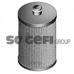 Фильтр масляный двигателя (PURFLUX) L417