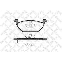 Комплект тормозных колодок (Stellox) 644000SX