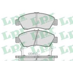 Комплект тормозных колодок, дисковый тормоз (Lpr) 05P558