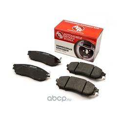 Колодки тормозные передние NISSAN Teana, Pathfinder, OEM D1060-5X00A (ADR) ADR351511