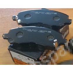 Колодки тормозные дисковые передние к-т (HSB) HP5158