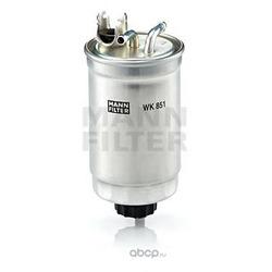 Топливный фильтр (MANN-FILTER) WK851