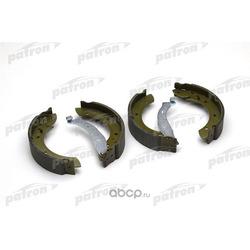 Колодки тормозные барабанные (PATRON) PSP567