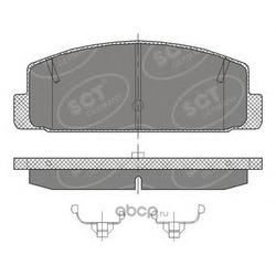 Колодки торм.RR (SCT) SP453