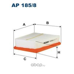 Фильтр воздушный Filtron (Filtron) AP1858