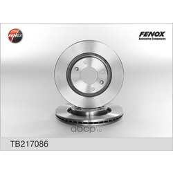 Тормозной диск (FENOX) TB217086