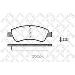 Комплект тормозных колодок (Stellox) 852000BSX