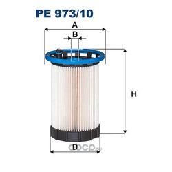 Топливный фильтр (Filtron) PE97310