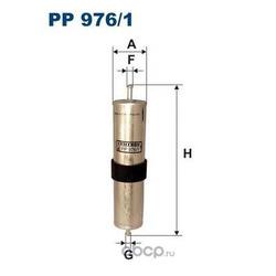 Фильтр топливный Filtron (Filtron) PP9761
