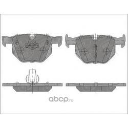 Колодки торм.RR (SCT) SP637