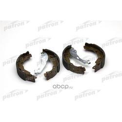 Колодки тормозные барабанные задн DACIA: LOGAN 04-, RENAULT: CLIO II 98-, CLIO II фургон 98-, THALIA 98- (PATRON) PSP642