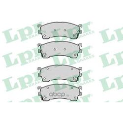 Колодки тормозные, комплект, передние (Lpr) 05P559