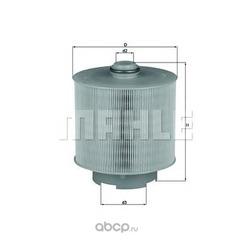 Воздушный фильтр (Mahle/Knecht) LX10062D