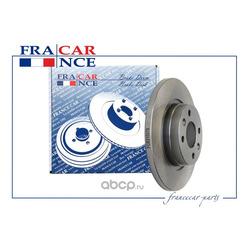 Диск переднего тормоза 259x12 (Francecar) FCR210379