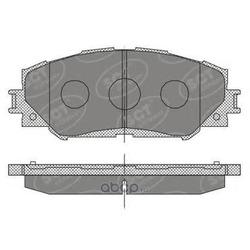 Колодки торм.FR (SCT) SP377